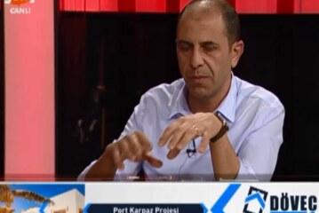 Mustafa Alkan ile Er Meydanı – Konuk: Kudret Özersay – 07.06.2016