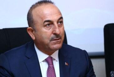 """Çavuşoğlu: """"Bu parametrelerle 50 yıl daha sonuç çıkmaz"""""""