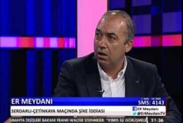 Mustafa Alkan ile Er Meydanı (12,05,2015)