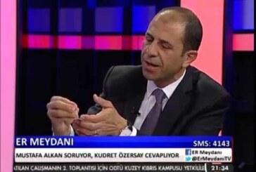 Mustafa Alkan ile Er Meydanı, Konuk (07,04,2015)