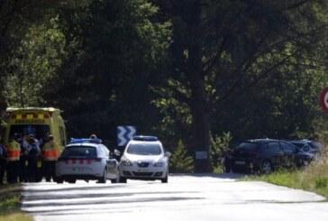 Barselona saldırganı öldürüldü