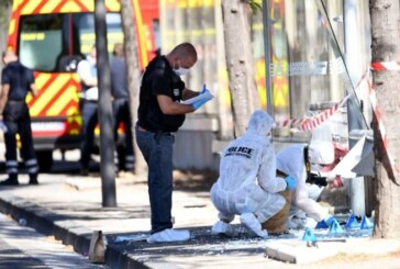 Marsilya'da en az 1 ölü, 1 yaralı