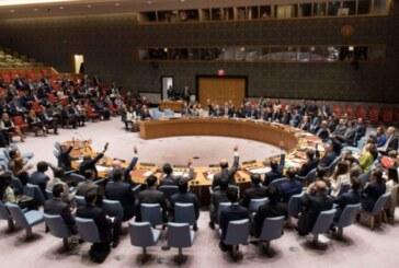 Güvenlik Konseyi'nden Kuzey Kore'ye ağır yaptırımlar