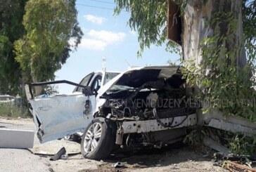 Demirhan'da zincirleme kaza: 4 yaralı