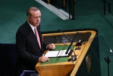 """Erdoğan: """"Kıbrıs Türklerinin haklarına saygı gösteren tekliflere açığız"""""""