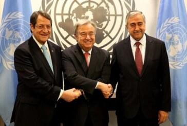 Guterres liderleri bekliyor