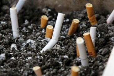 Sokağa sigara izmariti atana 68 Euro ceza