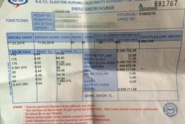 Elektrikte kağıt fatura devri bitti