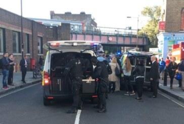 Londra polisi terör soruşturması açtı