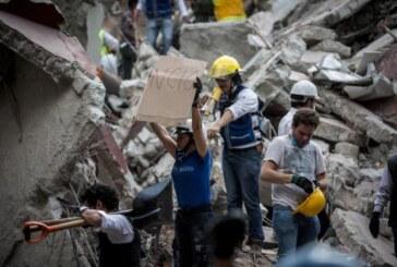 Meksika'daki depremde 248 ölü