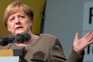 Merkel'den uyarı