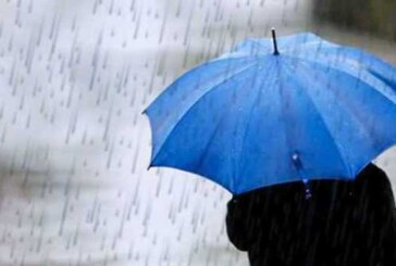 Cumadan itibaren yağmur var