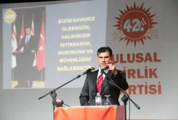 """Özgürgün'den Erhürman'a """"seçim tarihini sen koy"""" çağrısı"""