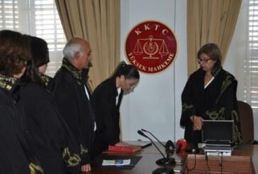 Lefke, Kaza Mahkemesi ve İSK Başkanı'na kavuştu