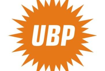 UBP PM'den Özgürgün'e yetki