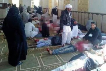Son dakika! Mısır'da cami yanında patlama