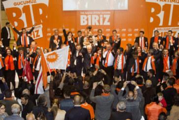 UBP'de kutlamalar başladı