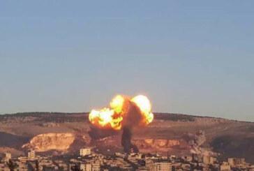 """Afrin'e """"zeytin dalı harekatı"""" başladı"""