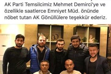 Dün gözaltına alınanlar serbest kaldı