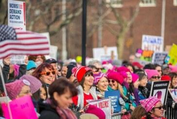 ABD'de kadınlar Trump'ı protesto için yürüdü