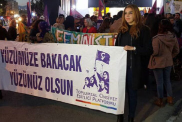 Toplumsal Cinsiyet Eşitliği Platformu yarın Meclis önünde eylem yapacak