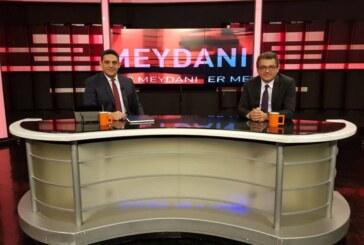 """Başbakan Erhürman: """"Koalisyonun ruhu, bu ülke için taşınan endişedir"""""""