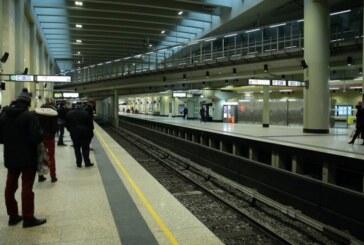 Brüksel'de toplu ulaşım grevde