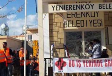 Yenierenköy Belediyesi'nin kilidi yarın açılıyor