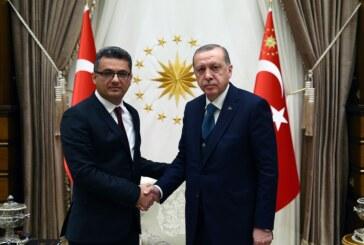 Son görüşme Erdoğan'laydı