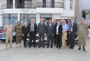 BM Genel Sekreter Yardımcısı Lacroix Pile'de