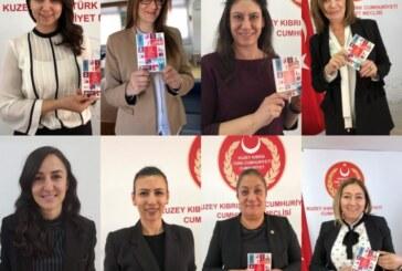 Kadın sağlığı haritasına kadın vekillerden destek