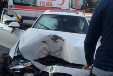 Girne'de Adana plakalı aracın alkollü sürücüsü dehşet saçtı