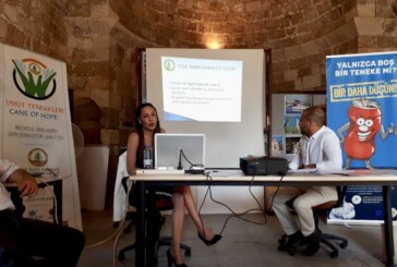 Gazimağusa'da geri dönüşüm farkındalık eğitimi