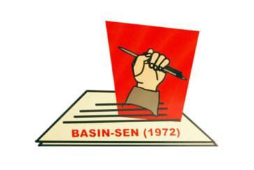 Basın-Sen, Ayhan Hikmet ve Ahmet Muzaffer Gürkan'ı andı
