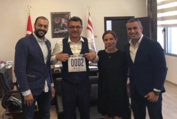 Maratona Erhürman da katılıyor