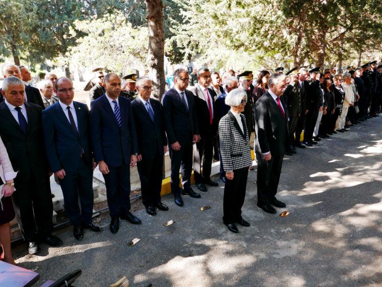 Trafik terörü kurbanı Başbakan Çağatay anıldı