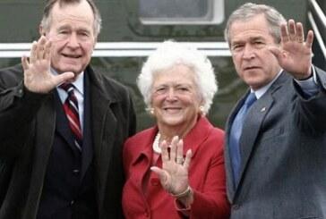 ABD'nin 41. Başkanı Bush'un eşi hayatını kaybetti