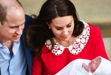 Kraliyetin yeni bebeğinin ismi belli oldu!