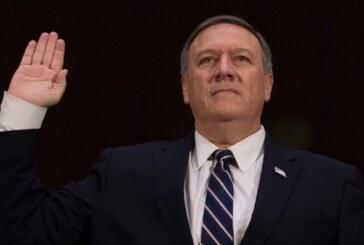 ABD'nin yeni Dışişleri Bakanı Mike Pompeo oldu
