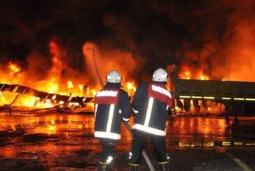 Polis Genel Müdürlüğü yangın konusunda  uyardı