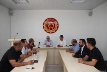 Karaman: Girne'yi hep birlikte yöneteceğiz
