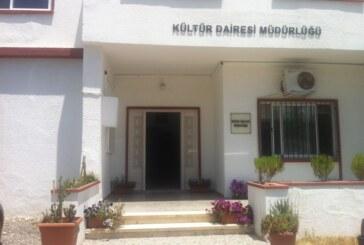 Kültür Dairesi, 2018 mali yardımı için başvuru kabul edecek