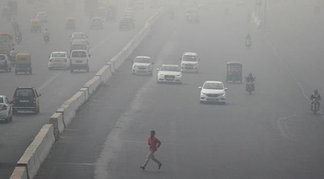 Kirli hava Hindistan'ın kuzeyinde, her yıl 22 bin can alıyor
