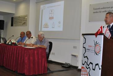 Kıbrıs Türk Sanayi Odası 32. Olağan Genel Kurulu'nu yaptı