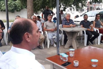 Karavezirler Gaziköy'ü ziyaret etti