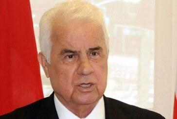 Eroğlu'ndan 'Guterres Çerçevesi'ne eleştiri