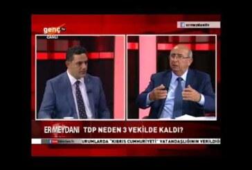 Er Meydanı & TDP Genel Başkanı Cemal ÖZYİĞİT 20.02.2018