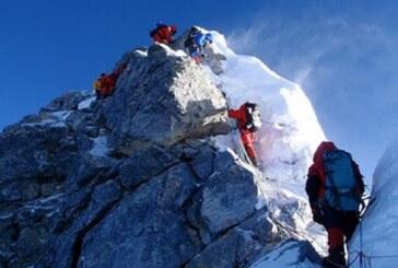İsviçre'de 8 dağcı öldü