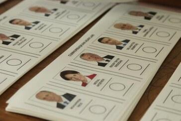 Türkiye'de de oy verme işlemi başladı