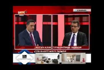 Er Meydanı & Başbakan Tufan ERHÜRMAN Soruları Yanıtlıyor  06.02.2018